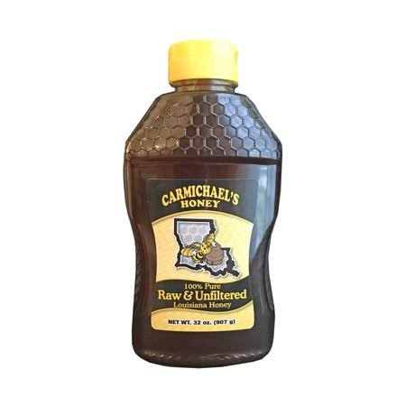 Carmichael's Honey All Natural Honey - 32 oz