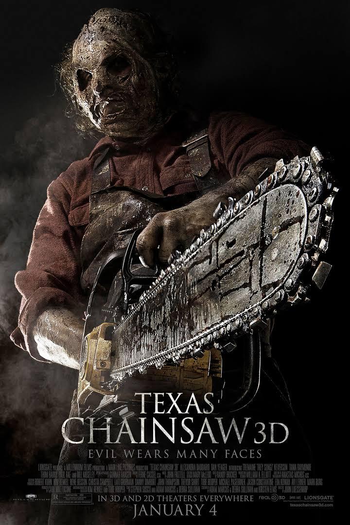 Texas Chainsaw-Texas Chainsaw 3D