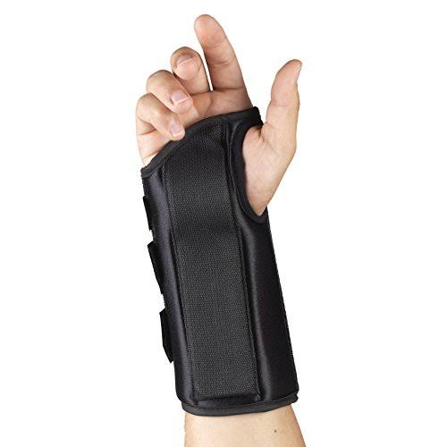OTC Lightweight Breathable 8-Inch Wrist Splint - Right, Medium