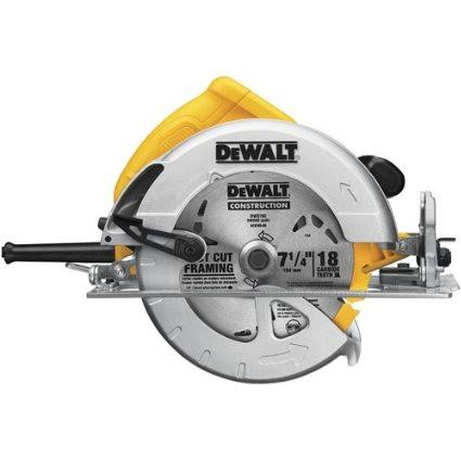 Dewalt Lightweight Circular Saw - 7 1/4""
