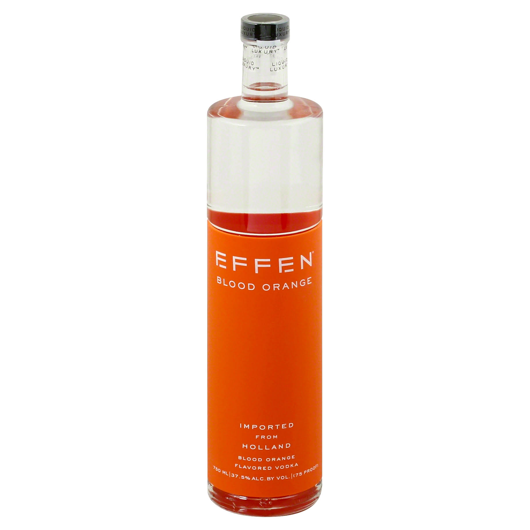 Effen Dutch Vodka - 750ml, Blood Orange