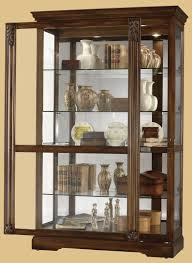 Free Standing Kitchen Cabinets Amazon by Curio Cabinet Amazon Com Howard Miller Tyler Curiodisplay