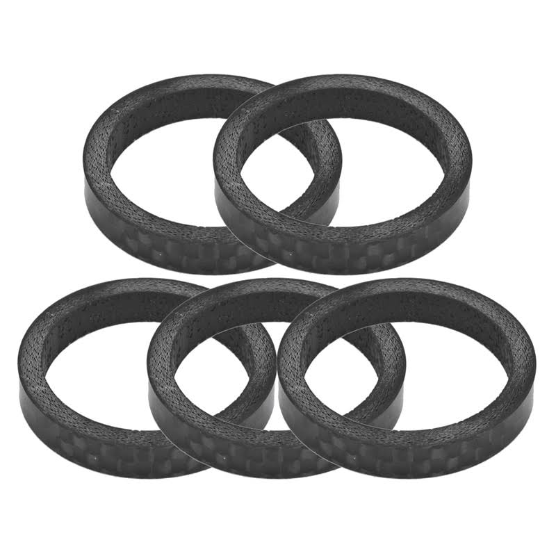 "Origin8 Headset Spacer - Carbon Fiber, 1""x5mm"