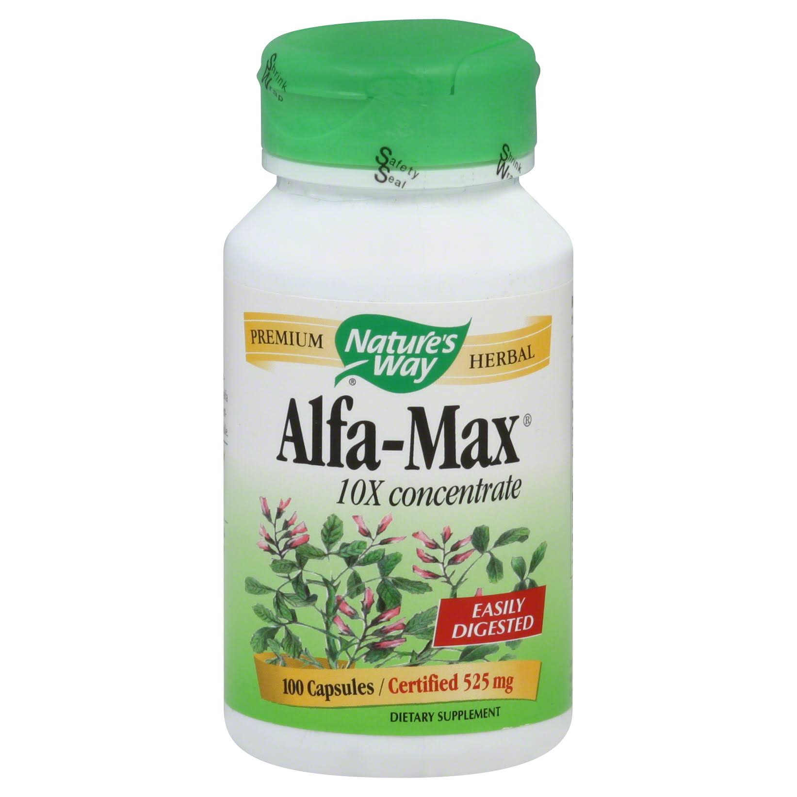Nature's Way Alfa-Max 10x Concentrate