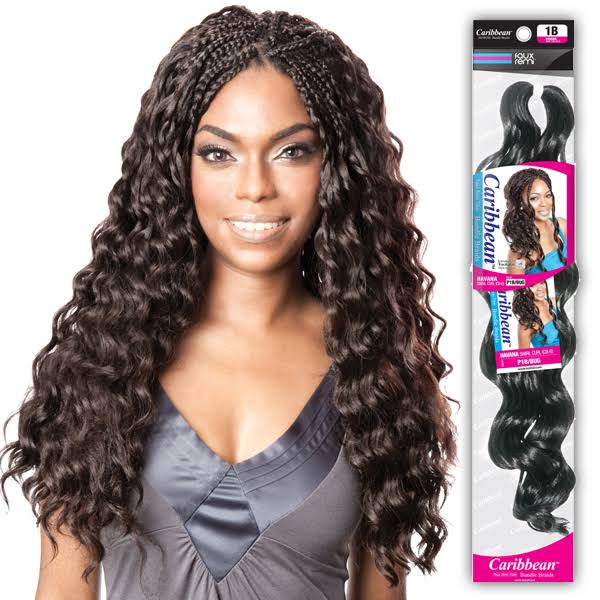 Mane Concept Hair Caribbean Syn Aruba Soft Deep Braid CB 1 1