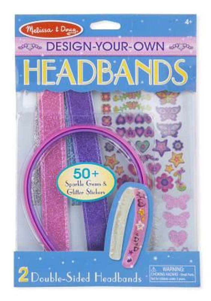 Melissa & Doug Design Your Own Headbands
