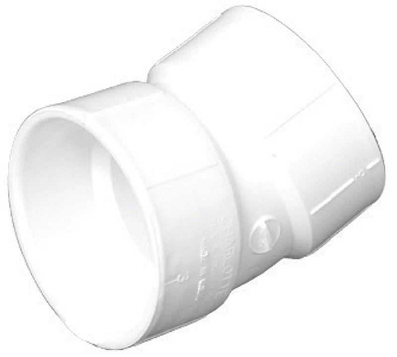 Charlotte Pipe & Foundry Pvc Elbow Fitting