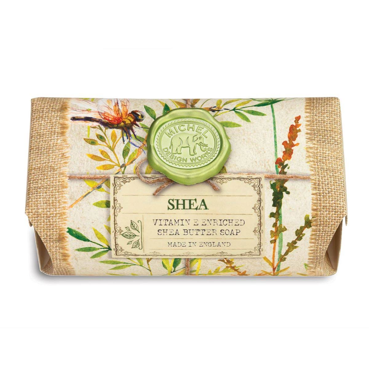 Michel Design Works - Shea - Large Bath Soap Bar