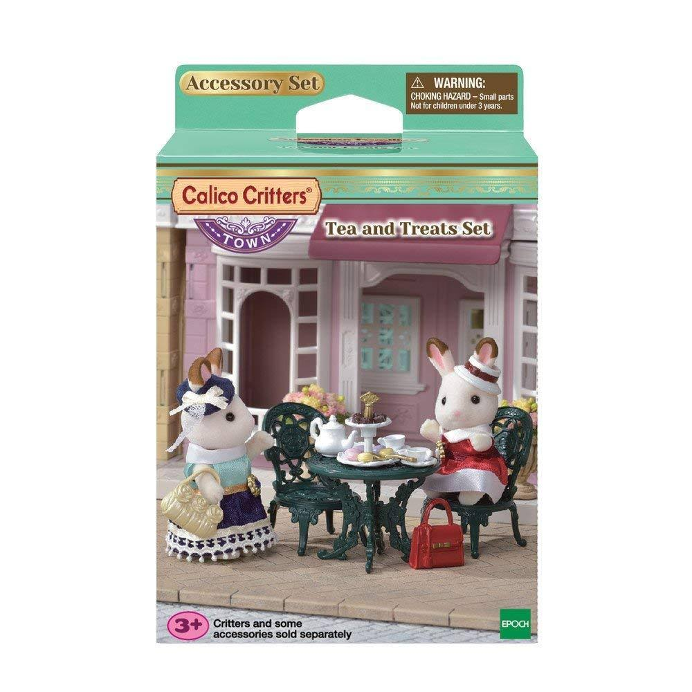 Calico Critters Tea And Treats Set