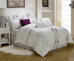 Lavender And Grey Bedding by Bedding Set White And Gray Bedding Sets Dreamy Rustic Bedroom