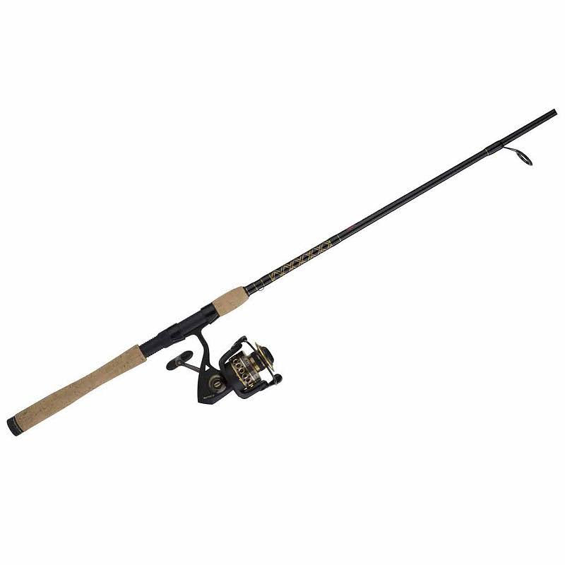 Penn Battle II Spinning Combo Rod And Reel