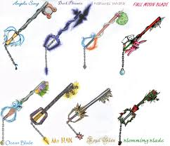 Halloween Town Keyblade Kh2 by Kingdom Heart All Of The Key Blades Kingdom Heart Pinterest
