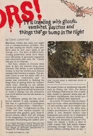 Sesame Street A Magical Halloween Adventure Credits by Tv Guide Listings For Halloween 1990 Dinosaur Dracula