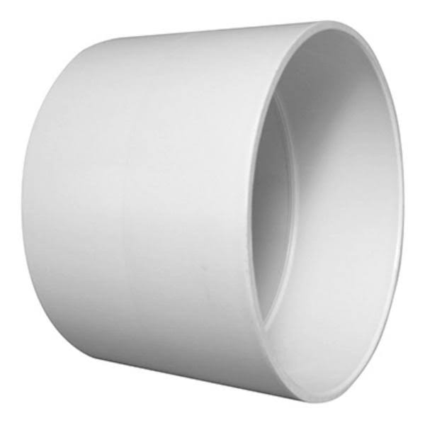 Charlotte Pipe Pvc Coupling Fitting - 4""