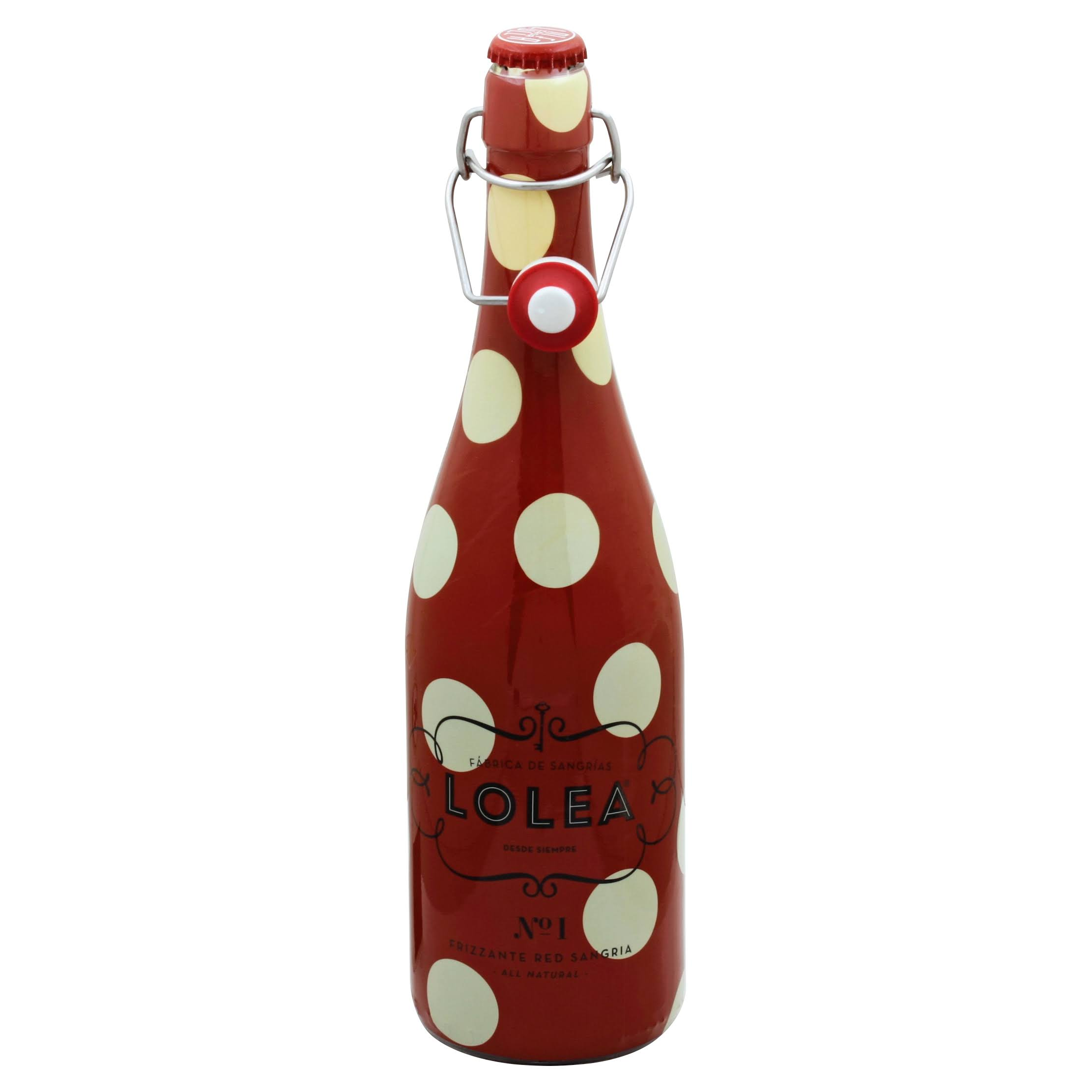 LaTienda Lolea Red Sangria - 750 ml bottle