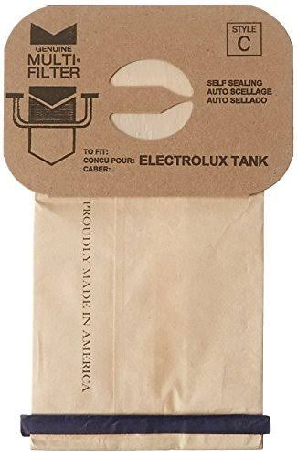 DVC Micro-lined Electrolux Canister Vacuum Cleaner Bags - Style C, 12ct