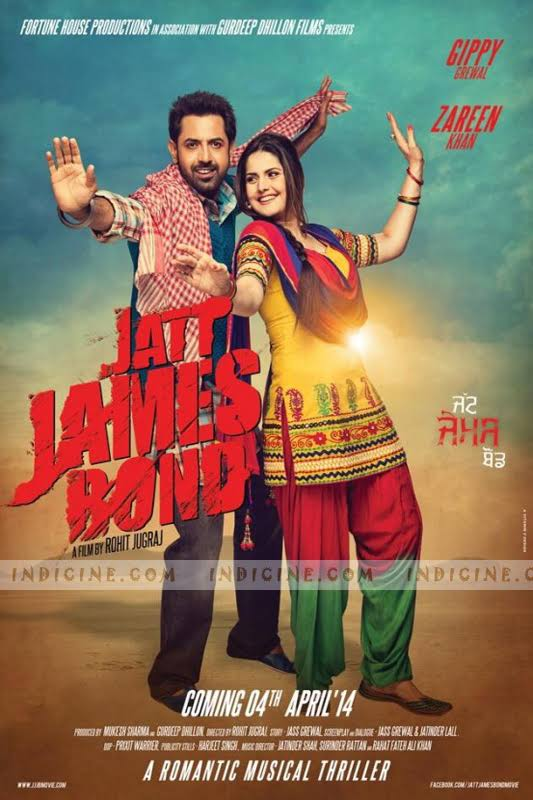 Jatt James Bond-Jatt James Bond