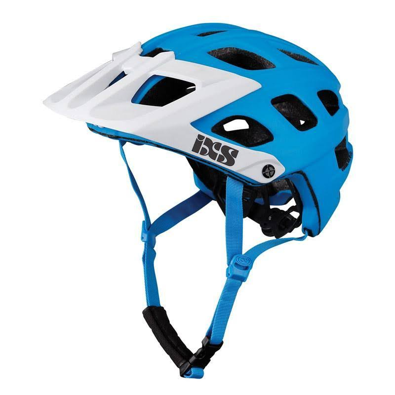 IXS Trail RS Evo MTB Helmet - Bi-Colour | Blue/White (XL)