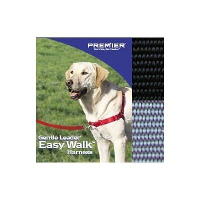 PetSafe Easy Walk Harness - Medium/Large, Black