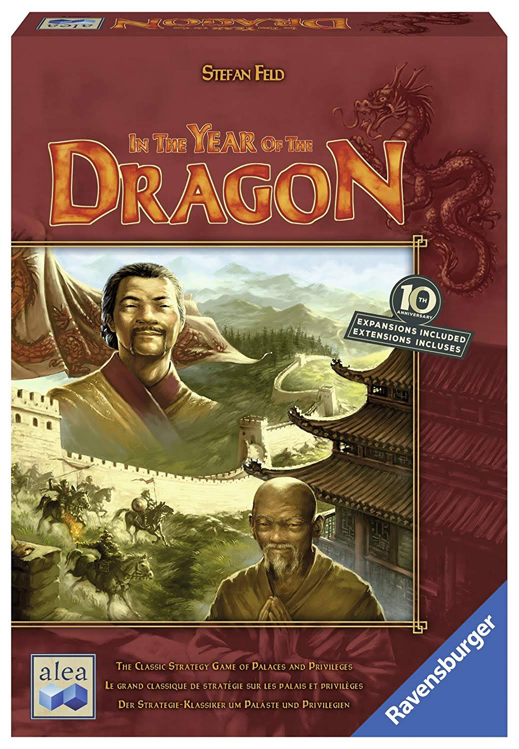 In the Year of the Dragon Strategy Games