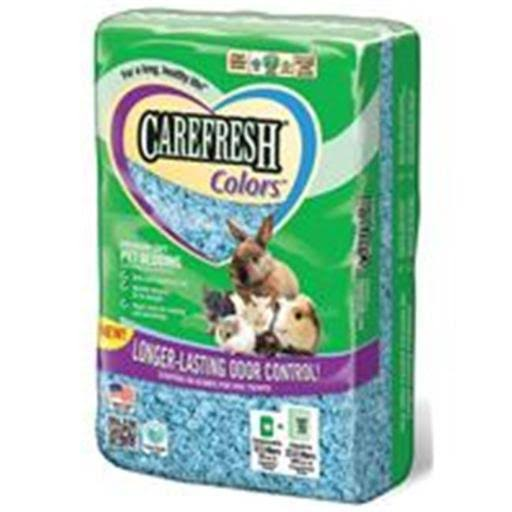 Carefresh Complete Natural Paper Bedding - 23L, Blue