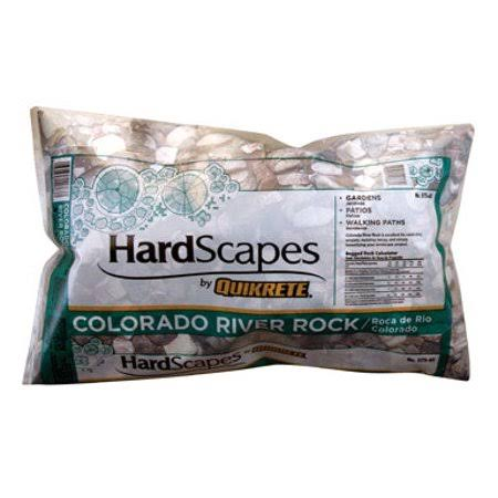 Quikrete Colorado River Rock - 0.5 Cubic Feet