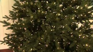 Frontgate Christmas Trees by Balsam Fir Pro Shape Artificial Christmas Tree Youtube