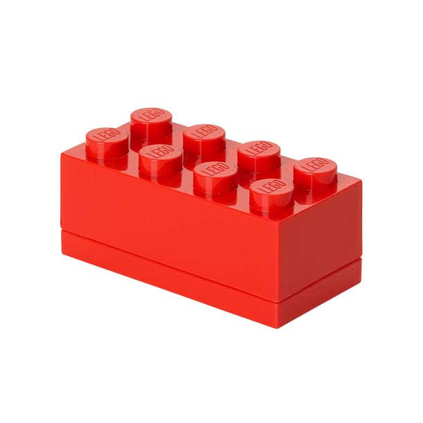 Lego - Mini-Box 8, Red