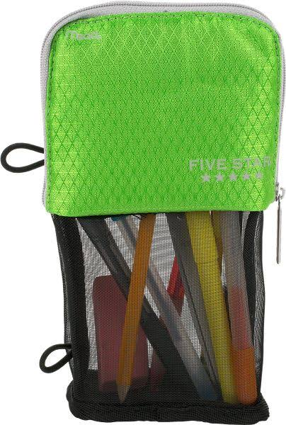 Mead Five Star Stand and Store Self Standing Pencil Pouch
