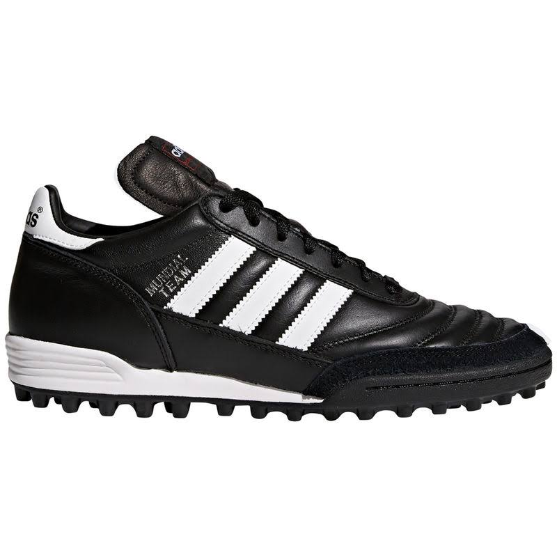 adidas Mundial Team Turf Soccer Shoes - Black, 11 US