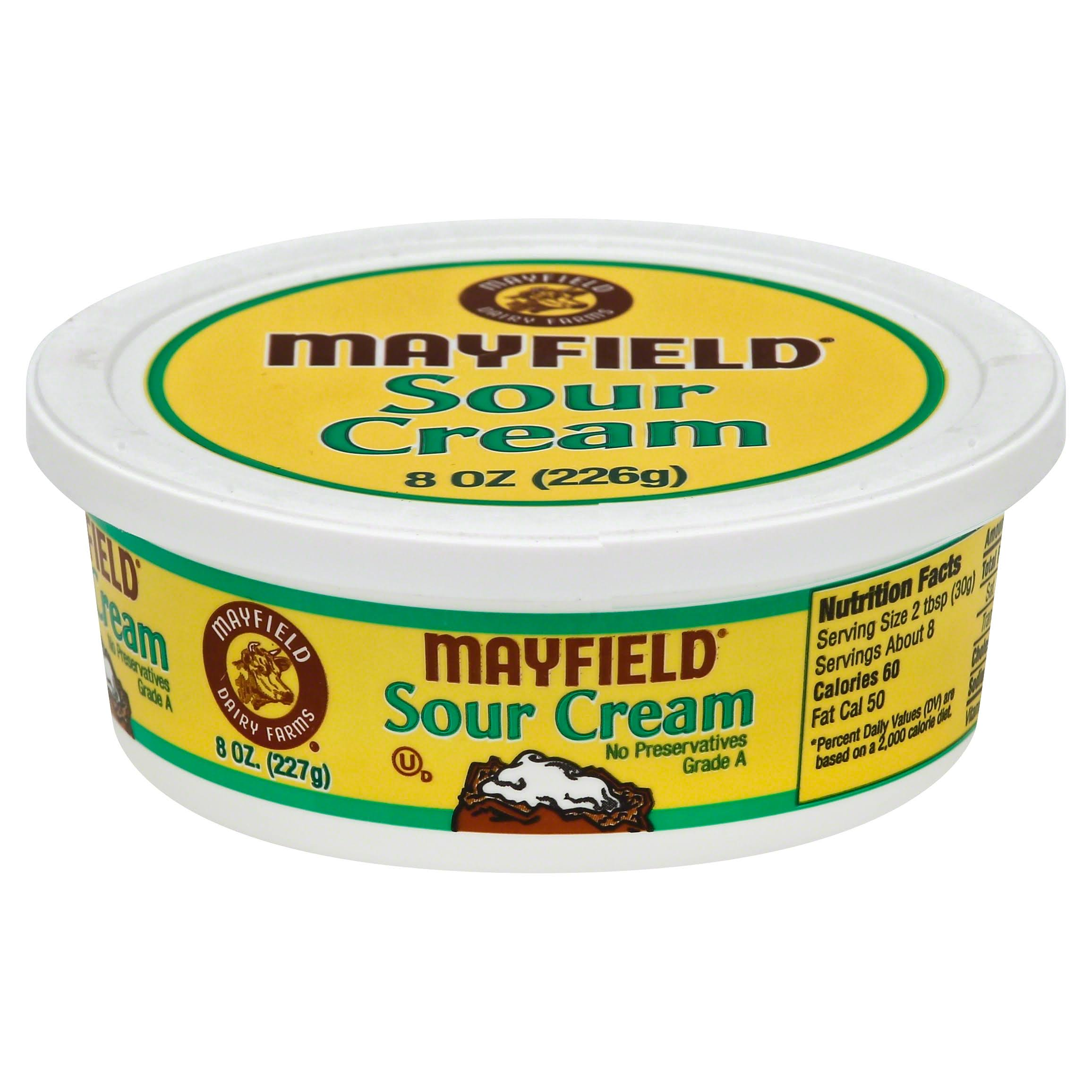 Mayfield Sour Cream - 8oz