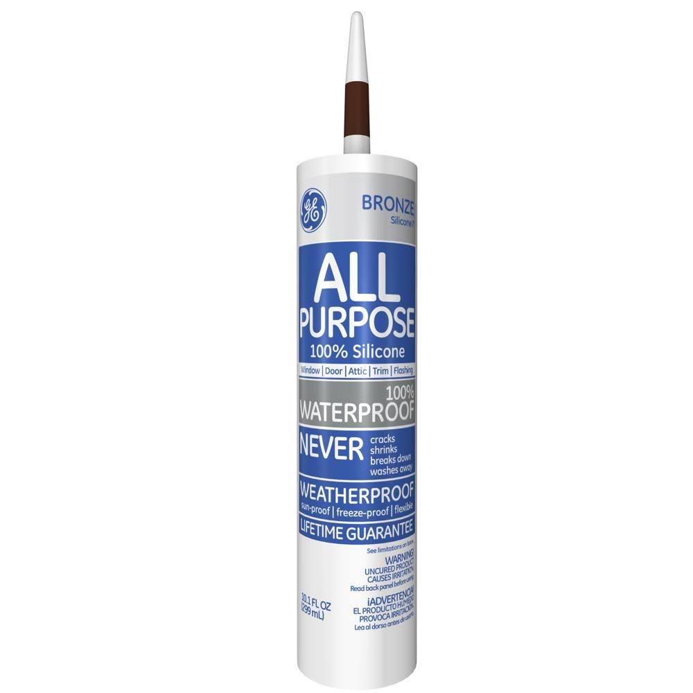 Ge All Purpose 100% Silicone