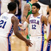 Philadelphia 76ers player grades for the month of February before ...