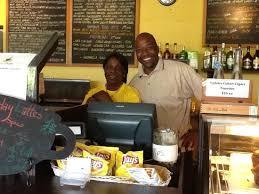 Turks en Caicos Greenbean Cafe