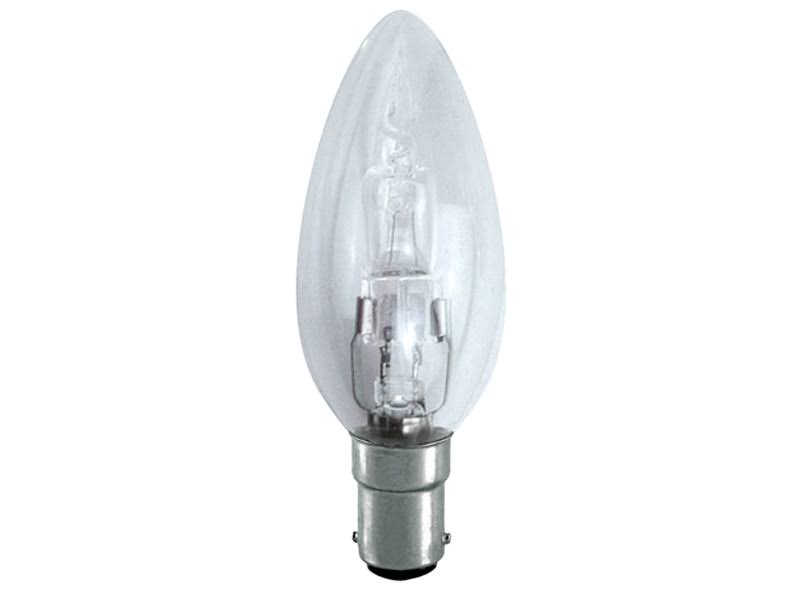 S4872 Energizer Eco Halogen Candle Bulb - 40W