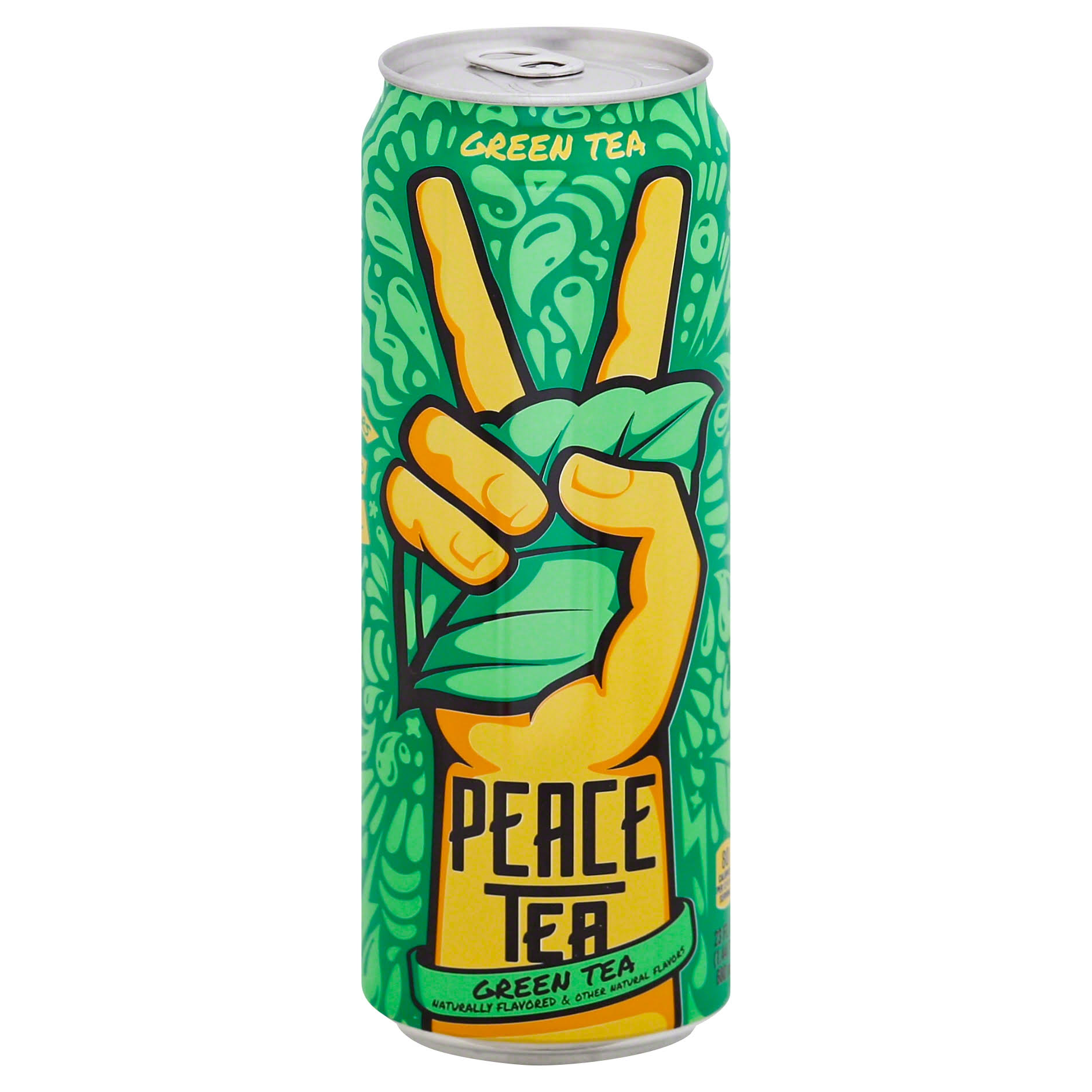 Peace Tea Green Tea - 23 fl oz