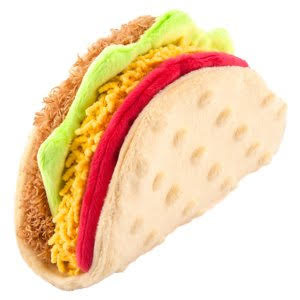 P.L.A.Y - International Classic Taco Dog Toy