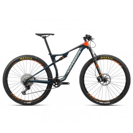 Orbea Oiz 29 H30 L Blue/Orange 2020