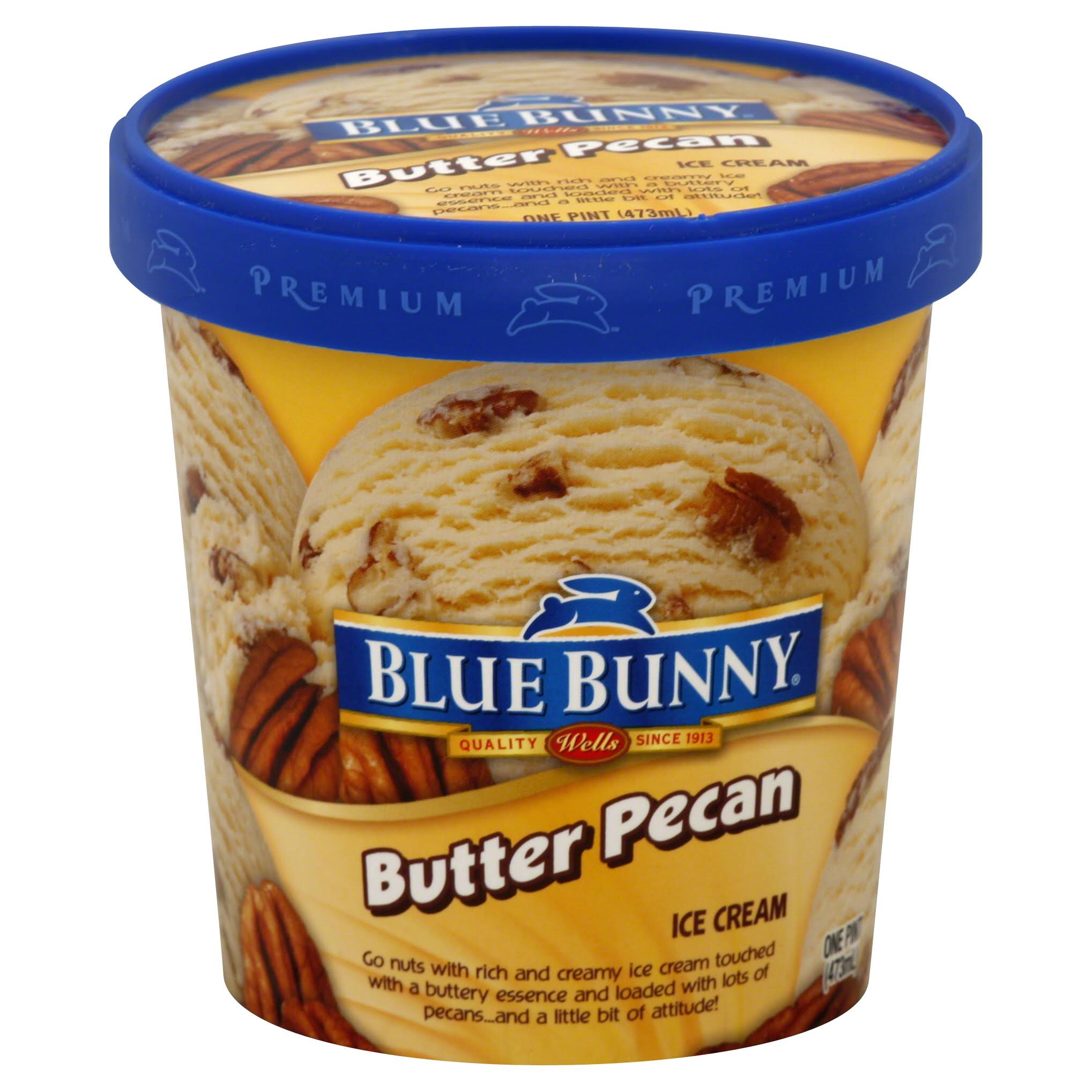 Blue Bunny Ice Cream - Butter Pecan