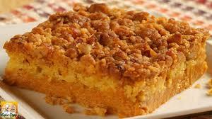 Libbys Pumpkin Pie Spice by Libby U0027s Easy Pumpkin Crumb Cake Youtube