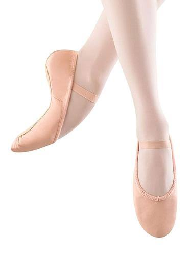 Bloch Women's Dansoft Ballet Slippers