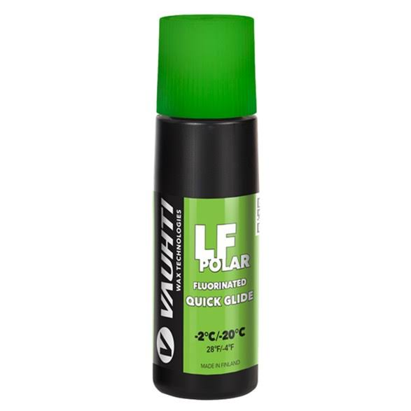 Vauhti LF Polar Liquid Ski Glide Wax - 80ml