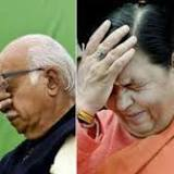 L. K. Advani, Uma Bharti, Murli Manohar Joshi, Babri Masjid, Central Bureau of Investigation, Bharatiya Janata Party, Ayodhya, Lucknow, Aj