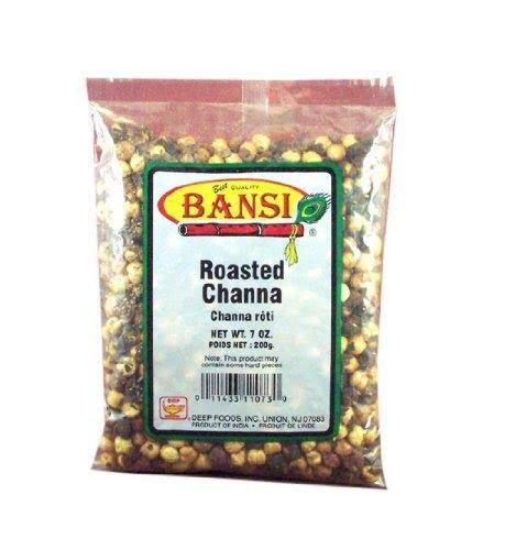 Bansi Roasted Chana - 7oz