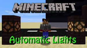Minecraft Automatic Pumpkin Farm by Minecraft Automatic Lamps System With Daylight Sensor Tutorial