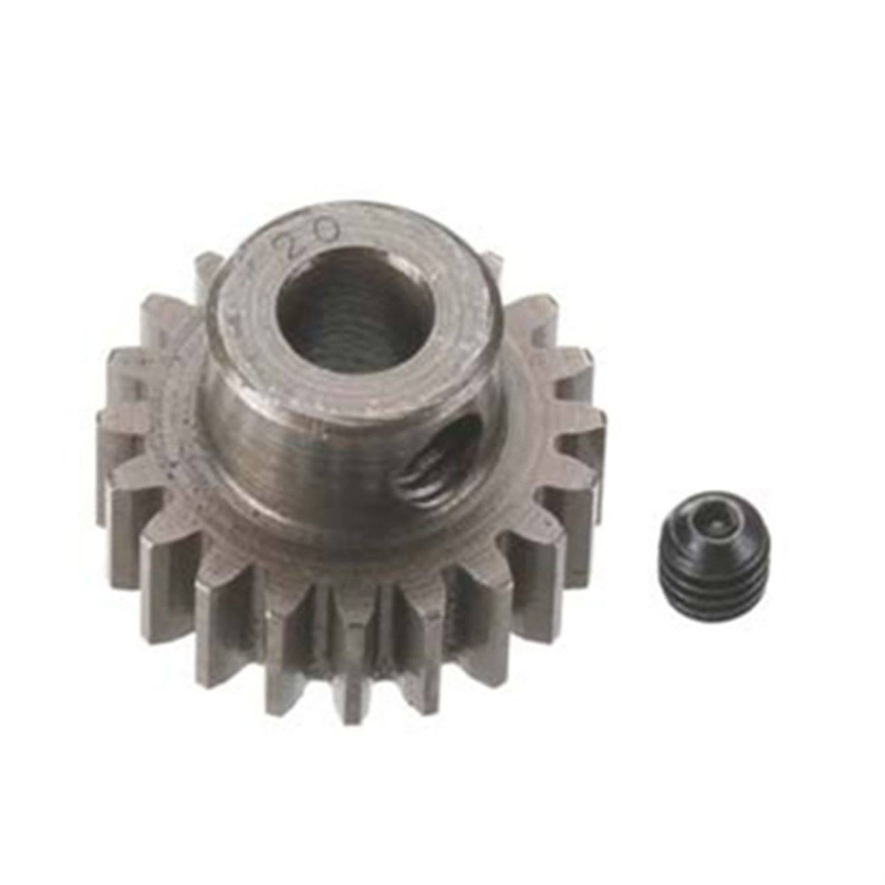 Robinson Racing 8720 Pinion Gear - Xtra Hard, 5mm, 20T