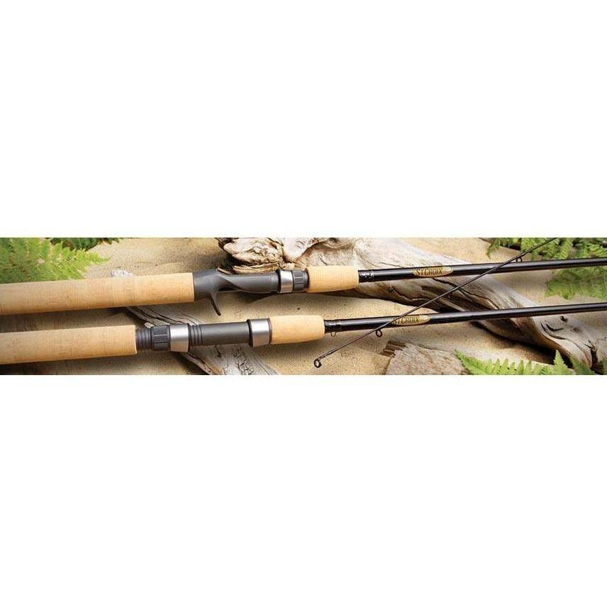 St. Croix - TRS66MHF4 Triumph Travel Spinning Rod