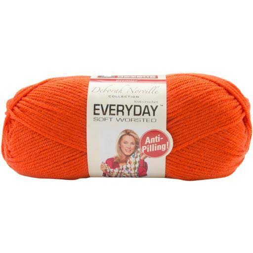 Premier Yarns Deborah Norville Collection Everyday Solid Yarn - Bittersweet