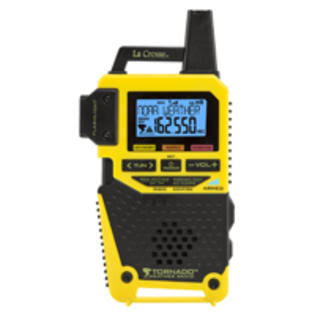 Equity Tornado Weather Radio - With Am/Fm