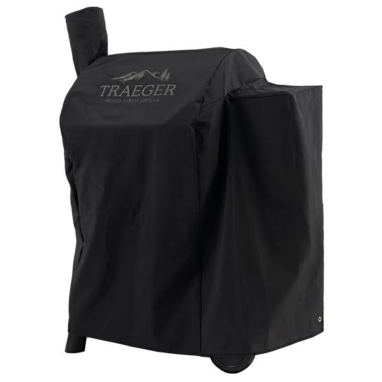 Traeger Pro 575 Grill Cover - Black